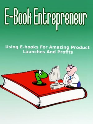 cover image of E-book Entrepreneur